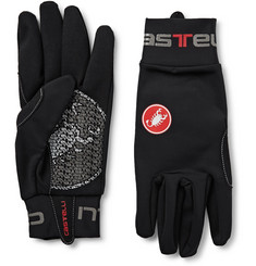 Castelli Lightness Microsuede-Trimmed Thermoflex Gloves