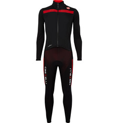 Castelli Sanremo 2 GORE Windstopper and Thermoflex Cycling Thermosuit