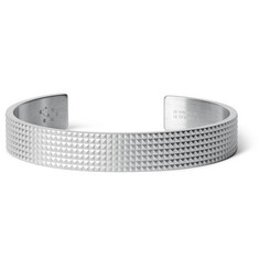 Le Gramme Le 33 Brushed Sterling Silver Cuff