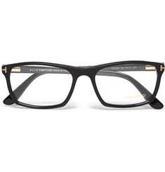 Tom Ford Square-Frame Acetate Optical Glasses
