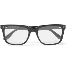 Tom Ford - Square-Frame Acetate Optical Glasses