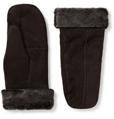 Dents Inverness Shearling Mittens