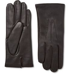 Dents - Bath Cashmere-Lined Leather Gloves