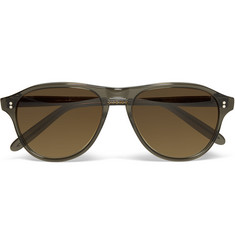 Cutler and Gross - D-Frame Acetate Sunglasses