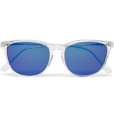 L.G.R D-Frame Acetate Polarised Sunglasses