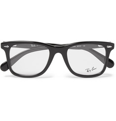 Ray-Ban D-Frame Acetate Optical Glasses