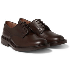 Tricker's - Woodstock Leather Derby Shoes