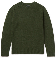 Beams Plus Wool Sweater
