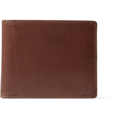 J.Crew - Leather Billfold Wallet