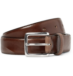 J.Crew - 3cm Brown Leather Belt