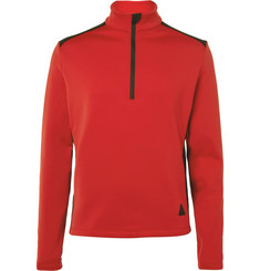 Aztech Mountain Performance Fleece-Back Stretch-Jersey Base Layer