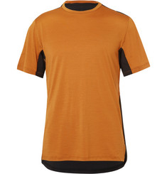 Nike Training - Wool-Blend and Jersey Dri-FIT T-Shirt