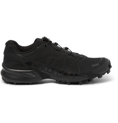 Salomon S/LAB Black Speedcross Running Sneakers
