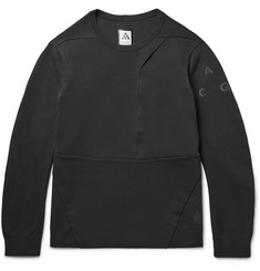 Nike - ACG Cotton-Blend Tech Fleece Sweatshirt