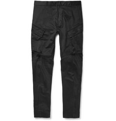 Nike NikeLab ACG Tapered Stretch-Cotton Cargo Trousers