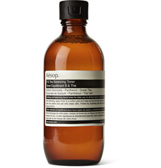 이솝 비 앤 티 밸런싱 토너 Aesop B & Tea Balancing Toner, 200ml,Brown