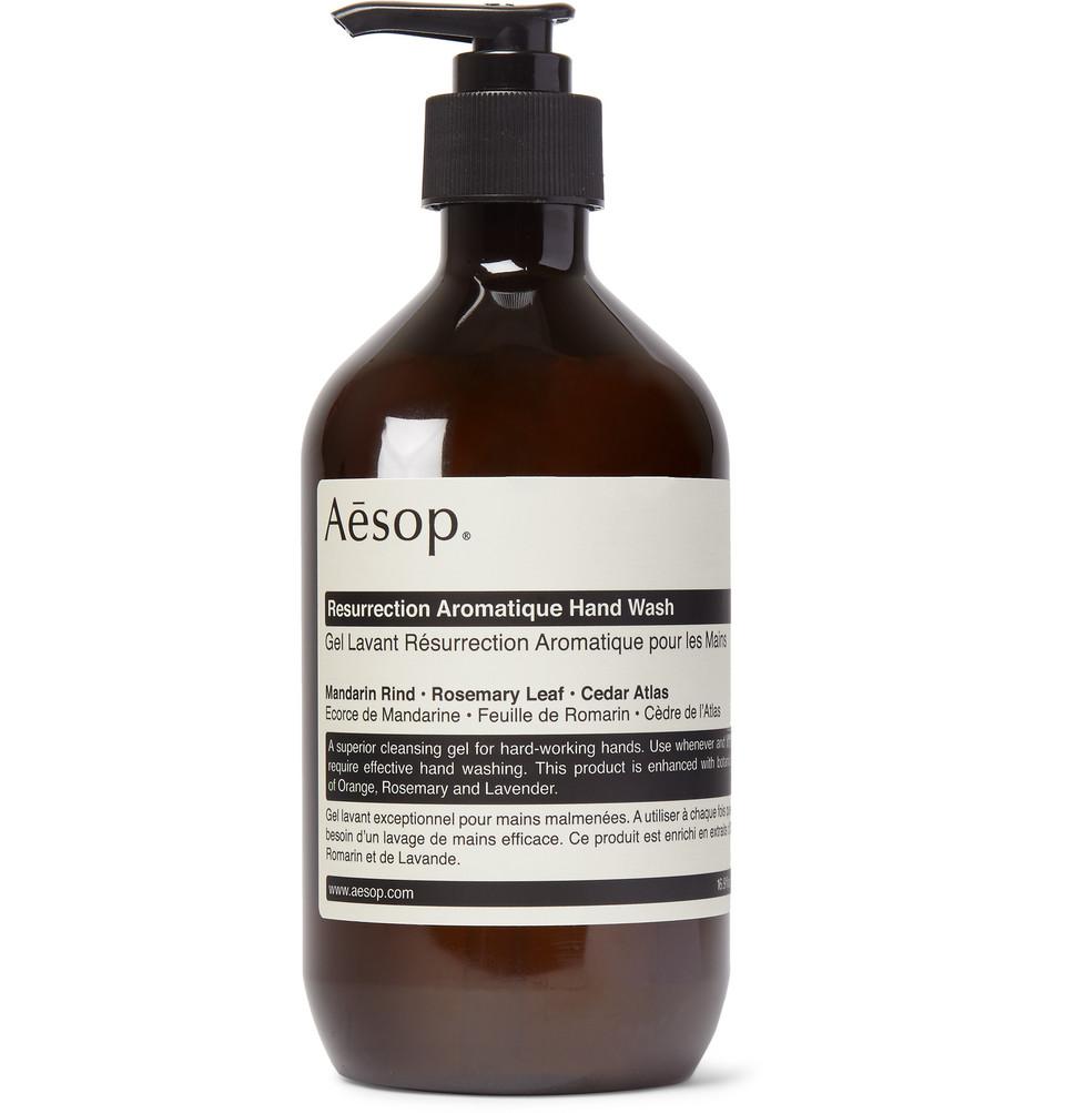 Aesop Resurrection Aromatique Hand Wash, 500ml