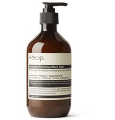 이솝 레버런스 아로마틱 핸드 워시 대용량 Aesop Reverence Aromatique Hand Wash, 500ml,Colorless
