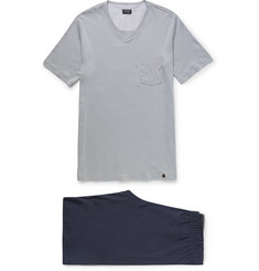 Hanro - Cotton-Jersey Pyjama Set