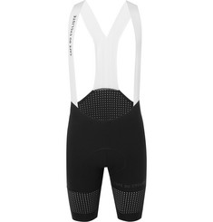 Cafe du Cycliste Blandine Mesh-Panelled Cycling Bib Shorts