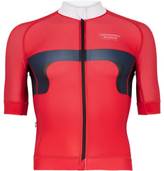 Pas Normal Studios Solitude Race-Fit Zip-Up Cycling Jersey