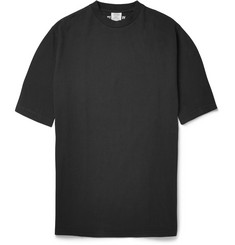 Vetements Oversized Snoop-Print Cotton-Jersey T-Shirt