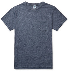 Velva Sheen Slim-Fit Slub Cotton-Blend Jersey T-Shirt