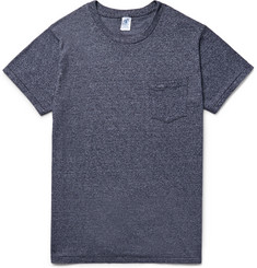 Velva Sheen Slub Cotton-Blend Jersey T-Shirt