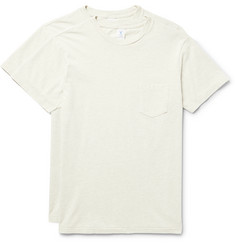 Velva Sheen Two-Pack Cotton-Blend Jersey T-Shirts