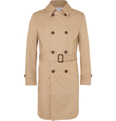 Kingsman + Mackintosh Cotton Trench Coat