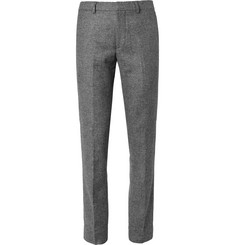 Club Monaco Slim-Fit Herringbone Tweed Trousers