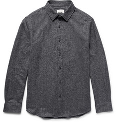 Club Monaco Slim-Fit Cotton-Twill Shirt