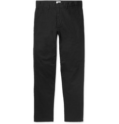 Club Monaco Conor Slim-Fit Cotton-Twill Trousers