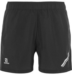 Salomon - Agile Shell and Mesh Shorts