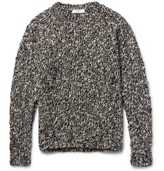 Sandro Mélange Wool-Blend Sweater