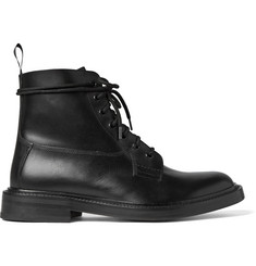 Sandro Leather Boots