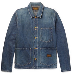 Neighborhood Washed-Denim Jacket