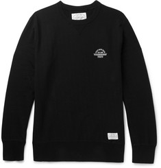 Neighborhood Cotton-Jersey Sweatshirt