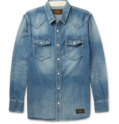 Neighborhood Denim Western Shirt