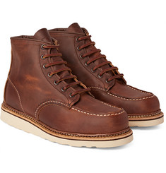 Red Wing Shoes - Classic Moc Leather Boots
