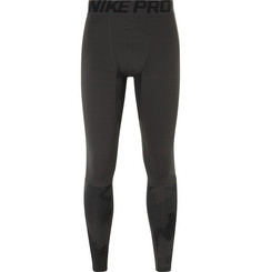 Nike Training - Pro Hyperwarm Printed Dri-FIT Tights