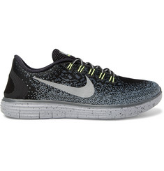 Nike Running Free RN Distance Shield Mesh Running Sneakers