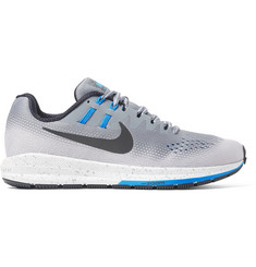 Nike Running - Air Zoom Structure 20 Shield Mesh Sneakers