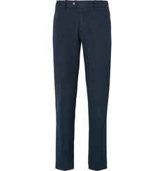 Kingsman Slim-Fit Cotton Trousers