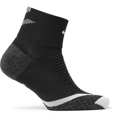 Nike - Elite Cushion Quarter Dri-FIT Socks