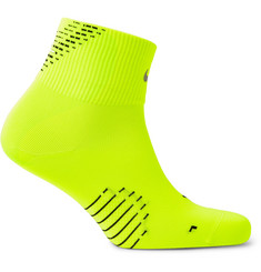 Nike - Elite Lightweight Quarter Dri-FIT Running Socks