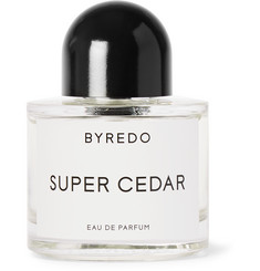 Byredo Super Cedar Eau de Parfum - Virginian Cedar Wood & Vetiver, 50ml