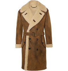 Ralph Lauren Purple Label - Arbury Shearling Coat