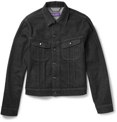 Ralph Lauren Purple Label Slim-Fit Denim Jacket