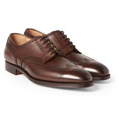 Ralph Lauren Purple Label - Rossendale Leather Wingtip Brogues